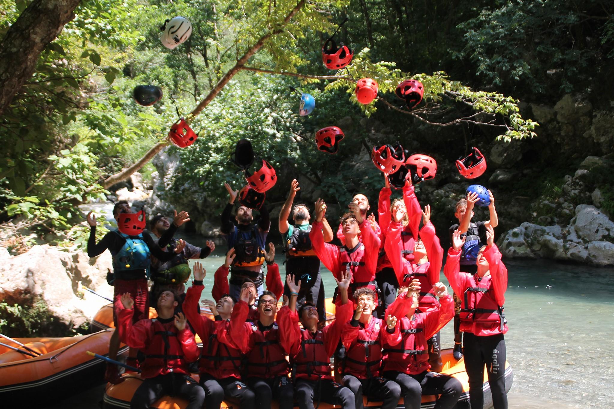 Happy Rafting Lao