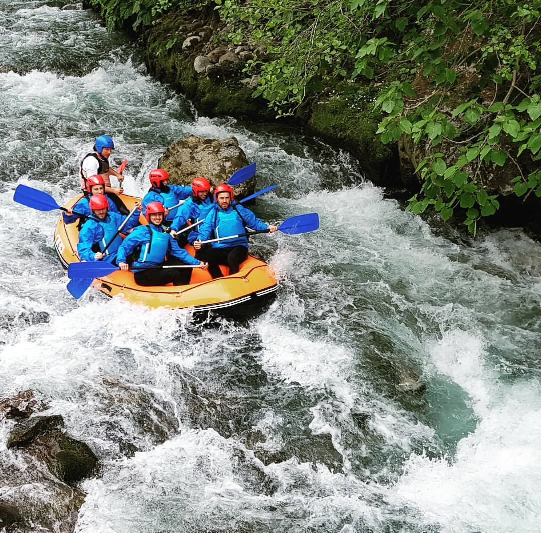 Rafting Yahoo Calabria