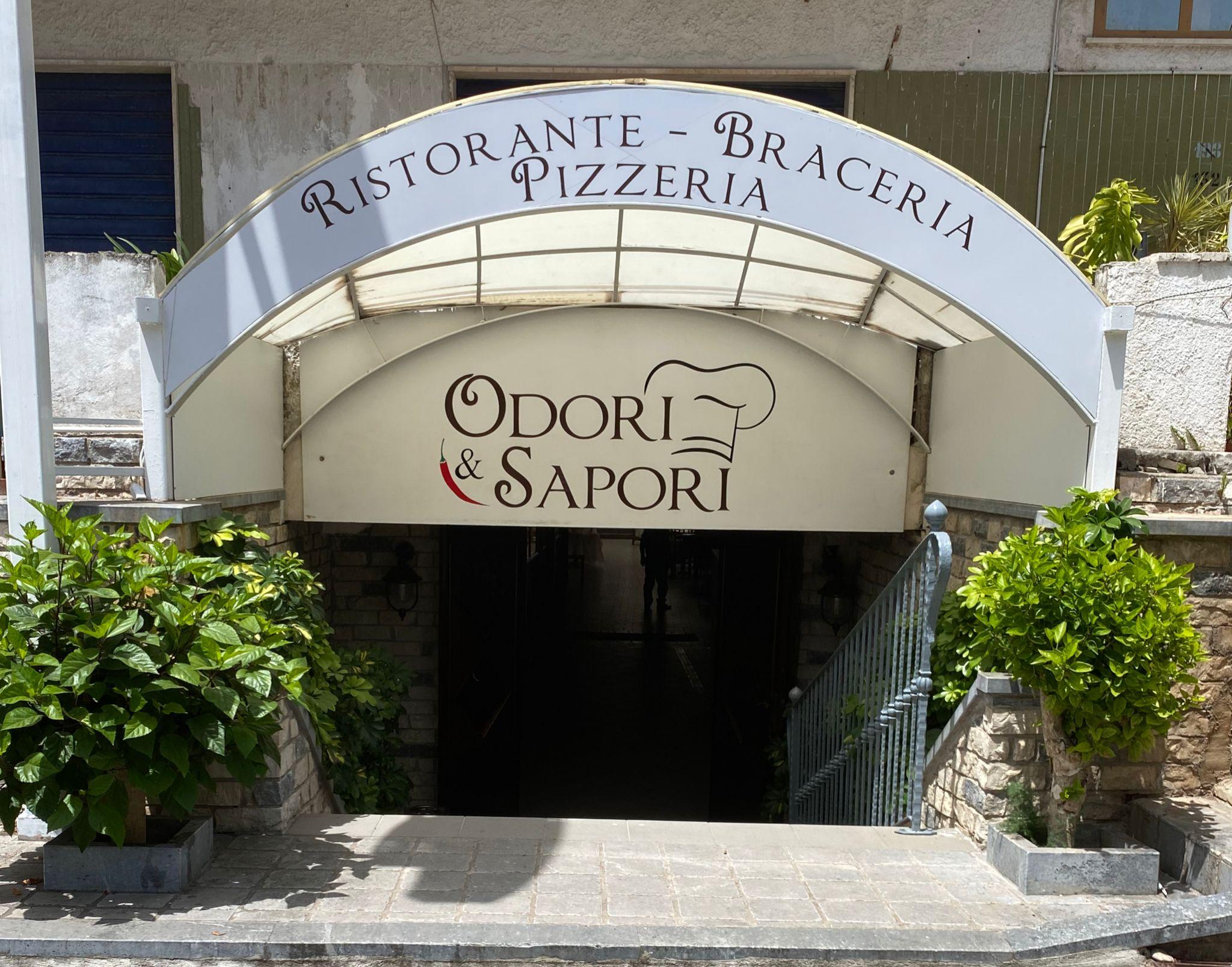 Odori e Sapori – Ristorante, Braceria, Pizzeria