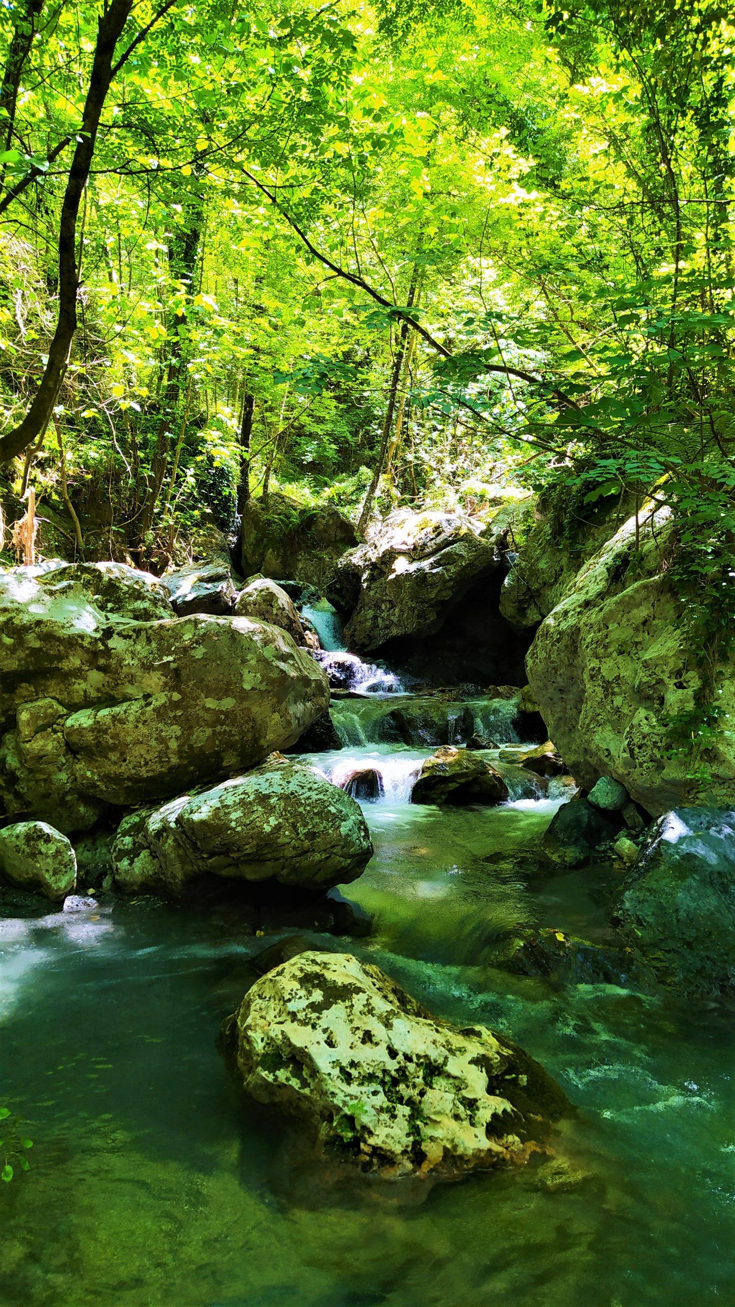 River Trekking